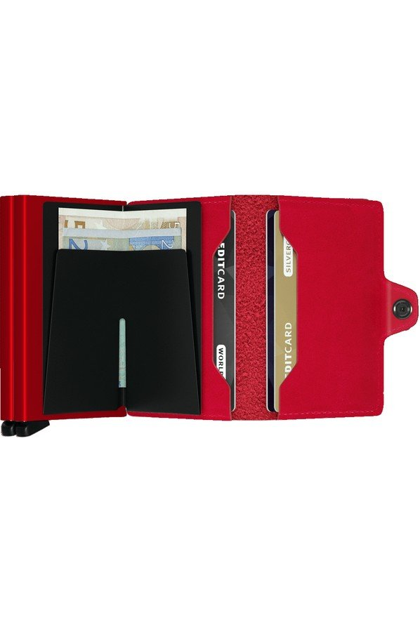 Secrid Twinwallet Original Red-Red