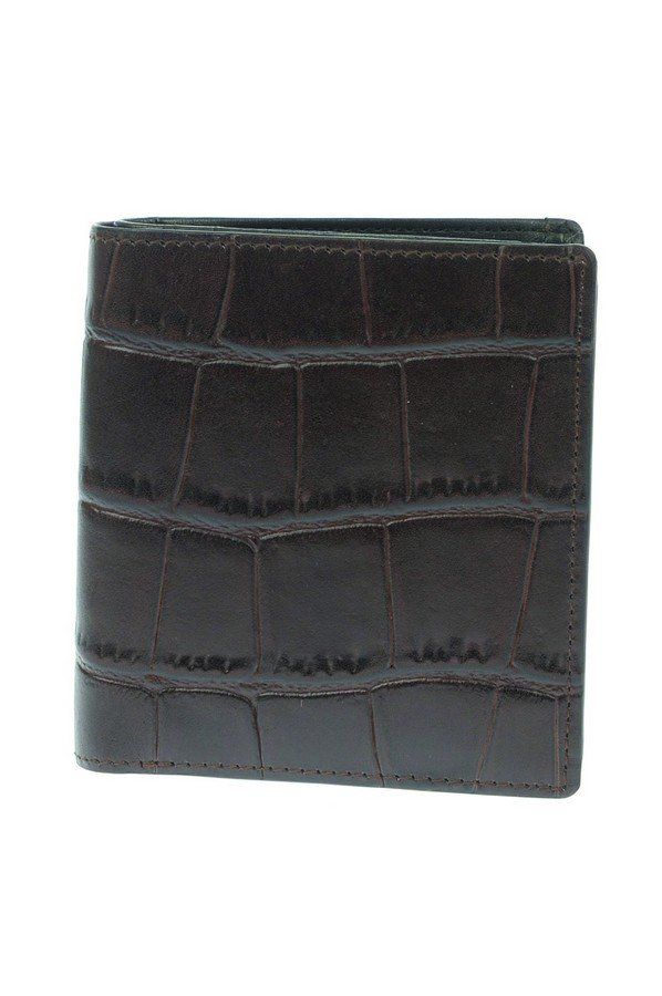 Golunski Graffiti Croc Leather Notecase with Coin Pocket