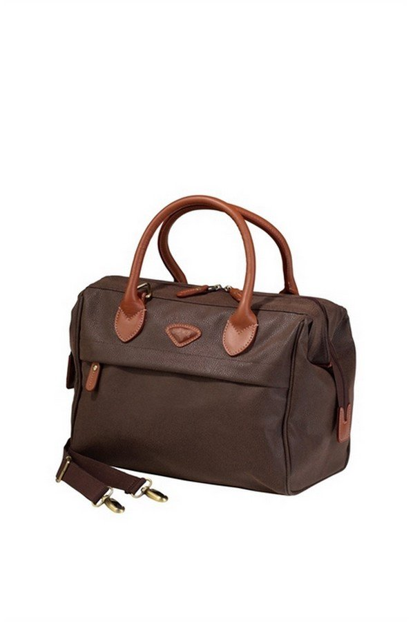 Small Gladstone opening Holdall Duffle