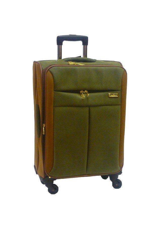 Gallops 4 Wheel Medium Spinner Suitcase
