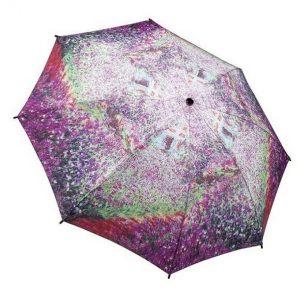 Monets Garden Folding Style Umbrella from the Galleria Collection | GAFGA
