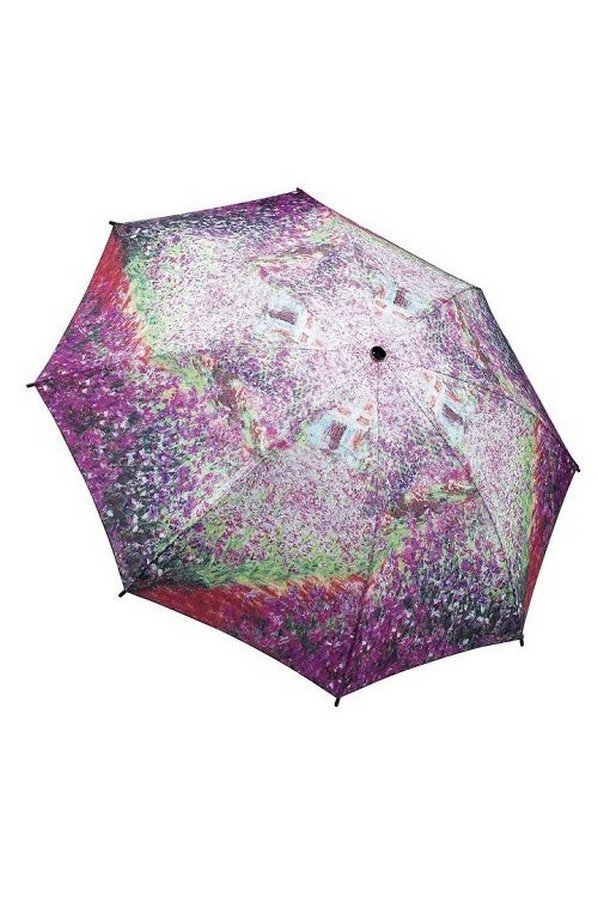 Monets Garden Folding Style Umbrella from the Galleria Collection | GAFGA