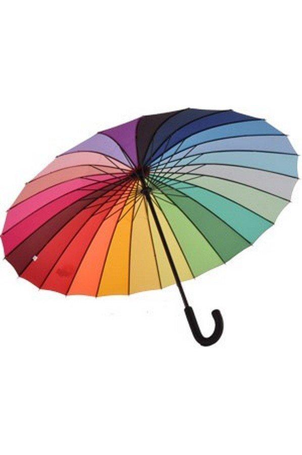 Soake Rainbow Umbrella 105cm Diameter EDSRAIN