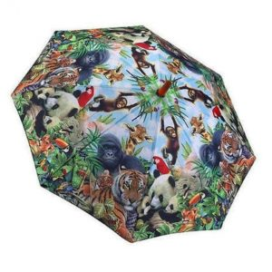 Animal Themed Umbrella For Kids From the Galleria Collection