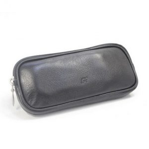 Leather Pouch with Belt loop Glasses Case, Phone Case, or Camera PouchGC0010
