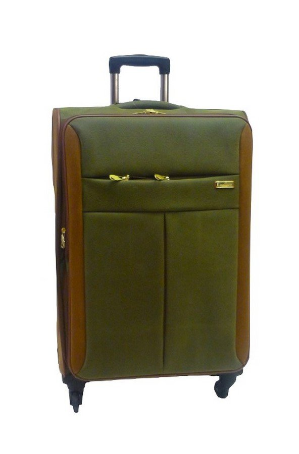 Gallops 4 Wheel Large Spinner Suitcase