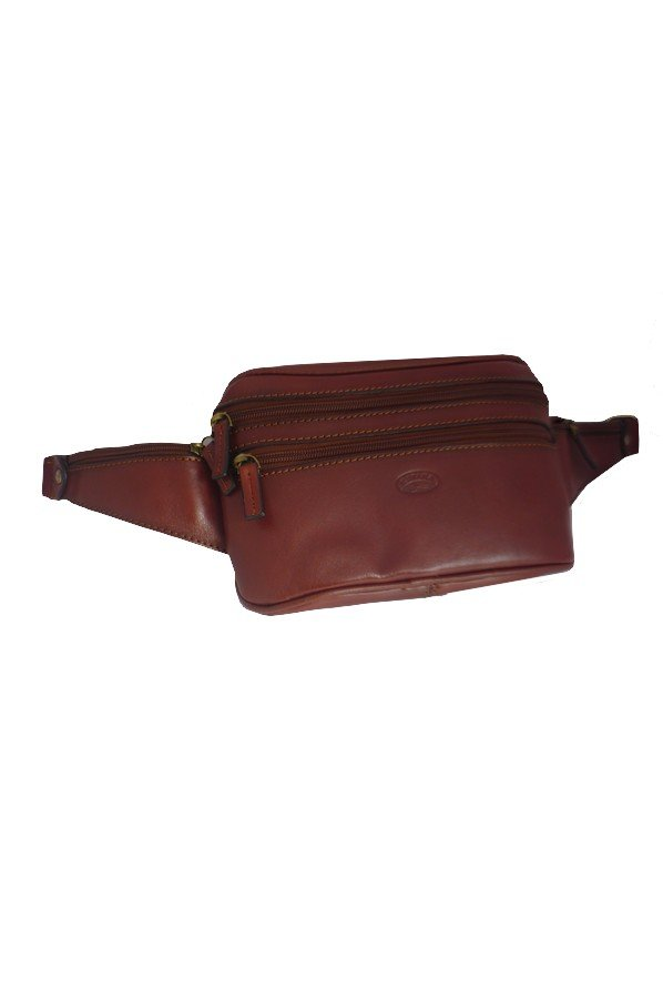 Katana Leather Waist & Hip Bag 8200B-03