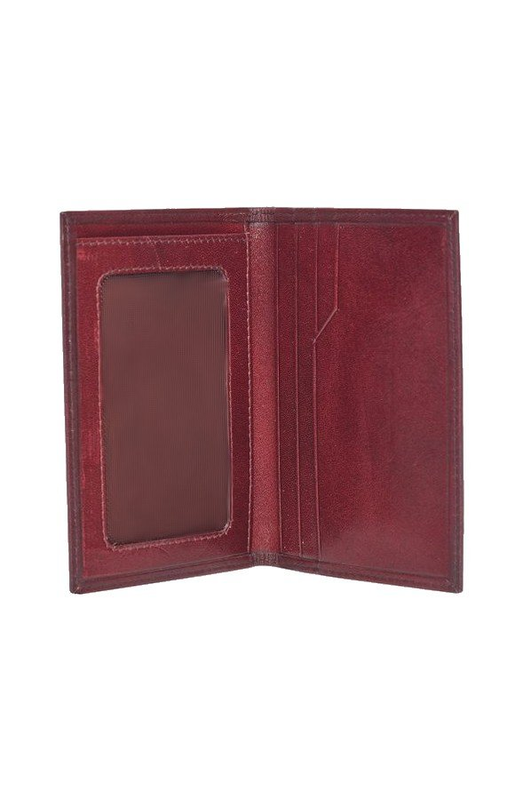 Italian Leather Simple Card Holder 9002