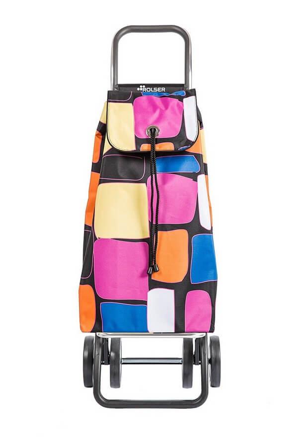 Rolser i-Max Bancal Logic Two +2 Shopping Trolley