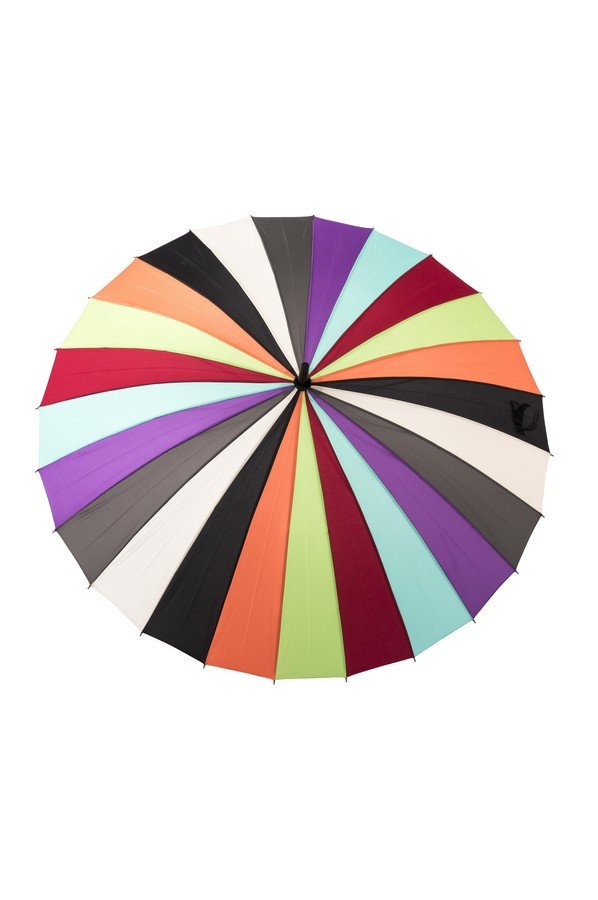 Soake Kaleidoscope Umbrella 105cm Diameter EDSKAL