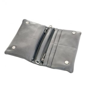 Nova Leathers Cheryl Soft Clutch Bag | 878
