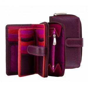 Visconti Carmelo Leather Purse Wallet | R13
