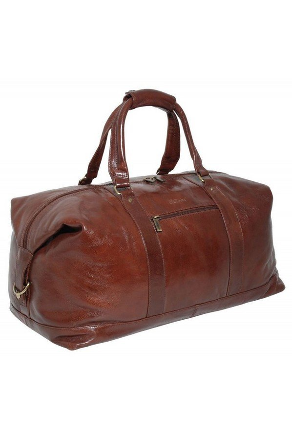 Ashwood Lewis Leather Holdall | 2081