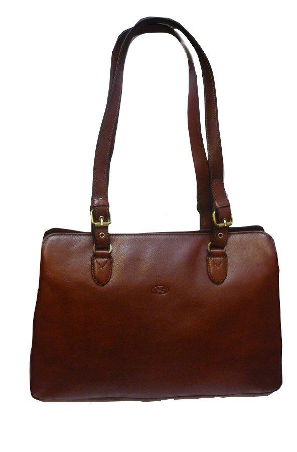 Katana Marguerite Leather Handbag | 82365 |
