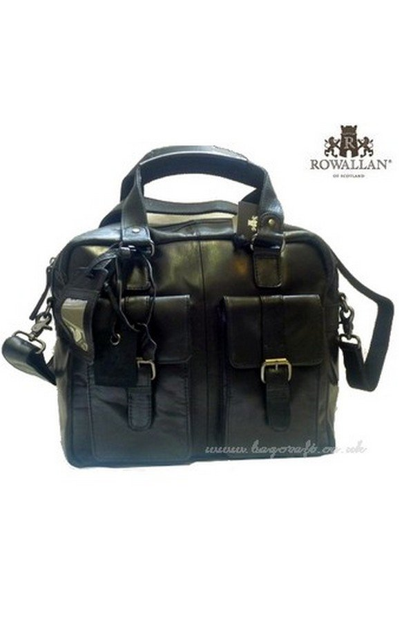 Rowallan Mexico Leather Tote Holdall | 6810