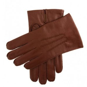 Dents Kent Men's Handsewn Imitation Peccary Leather Gloves | 1561