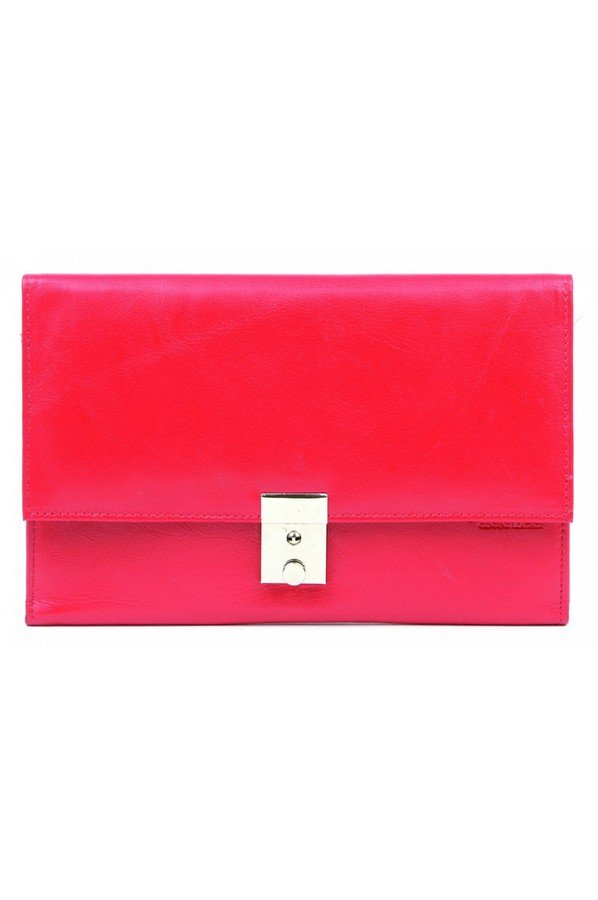 Golunski Leather Travel Wallet | 1-004 Red
