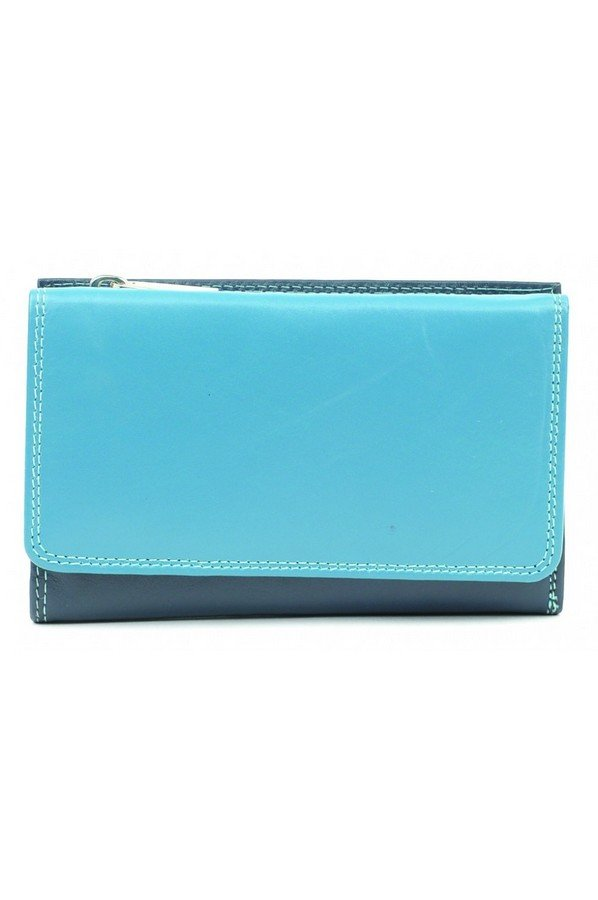 Golunski Carnival Range Ladies Wallet Purse | 3-07 | Kingfisher Blue |