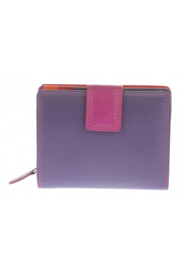 Golunski Caribbean Range Ladies Wallet Purse RFID Protected | 7-142 | China rose