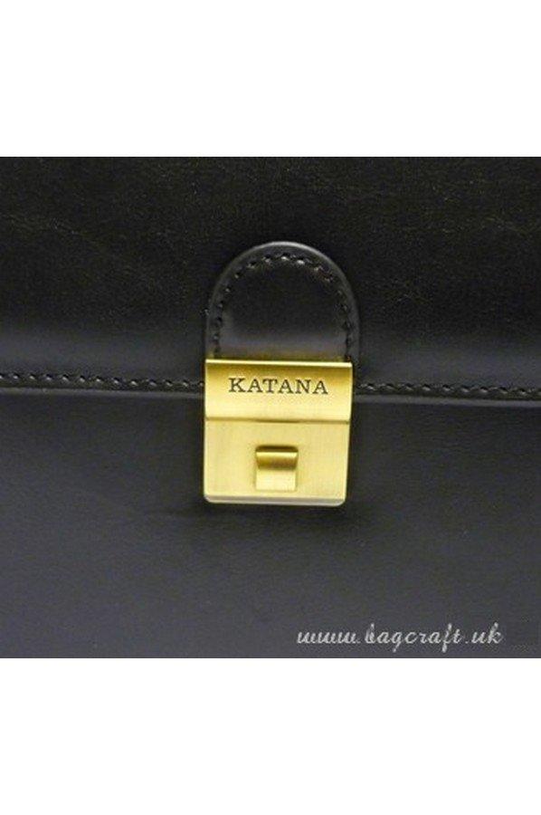 Katana Gabriel Leather Briefcase | 63025