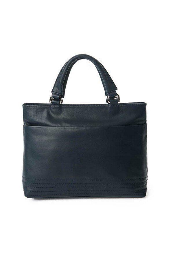 Nova Leathers Maureen Twin Handle Grab Bag | 0553