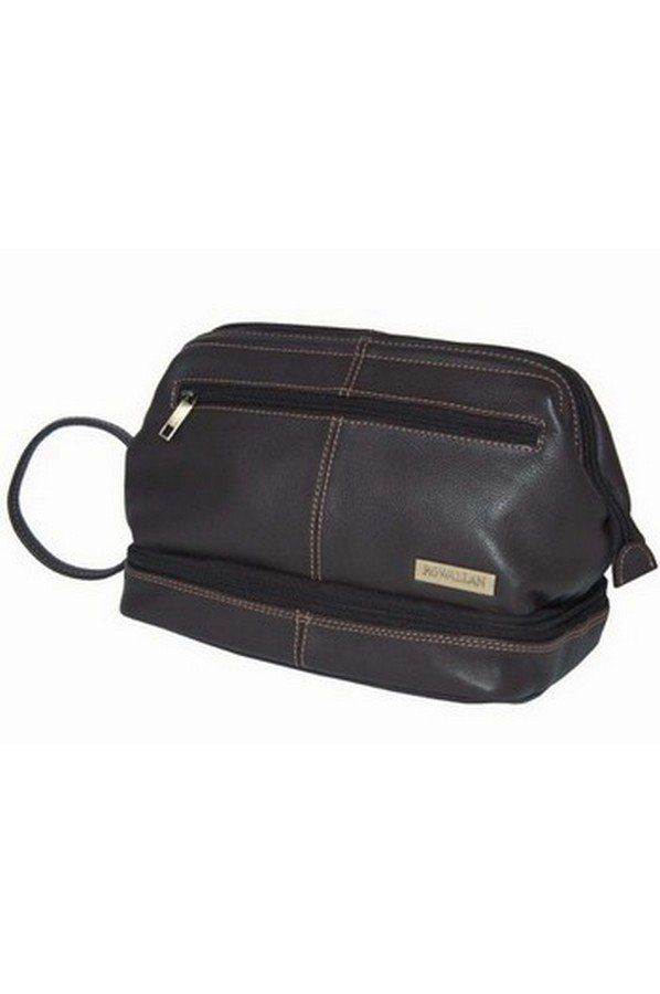 Rowallan Buchanan Frame Wash Bag with Zipped Base | 7493