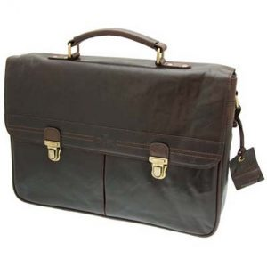 Rowallan Conquest Classic Soft Briefcase | 32-9628