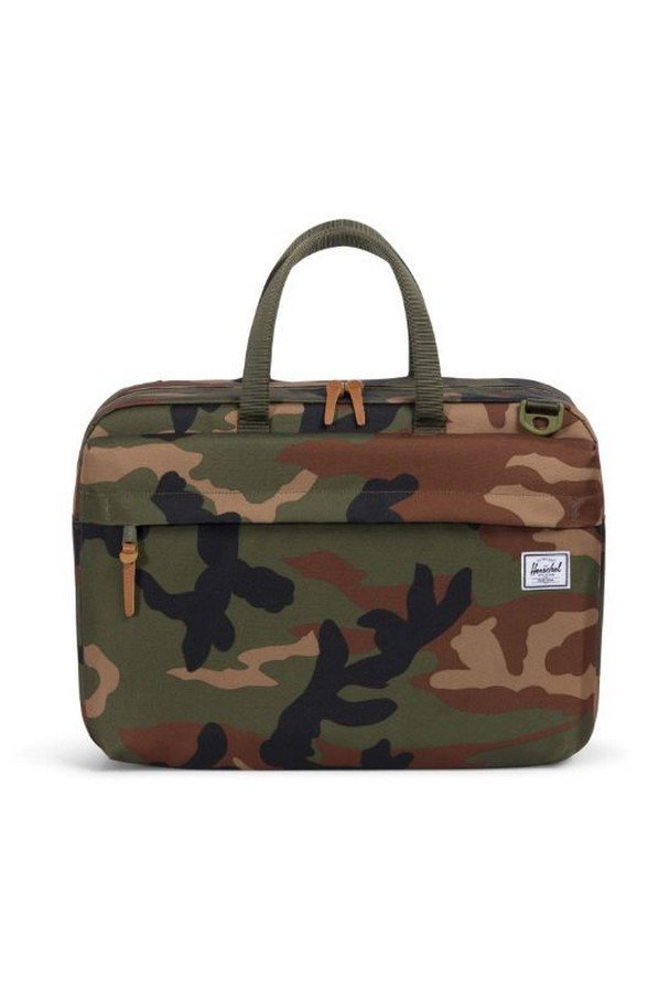 Herschel Supply Co. Sandford Messenger in Woodland Camo