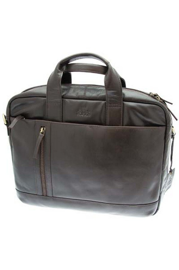 Rowallan Pittsburgh Twin Grip Briefcase/Travel Bag | 9244