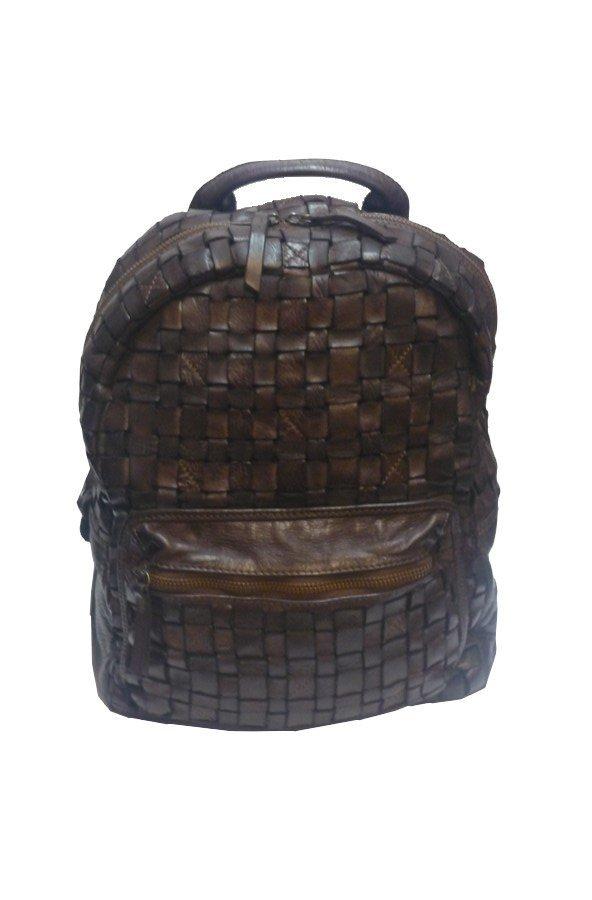 Gianni Conti Amaliana Braided Backpack | 4504309