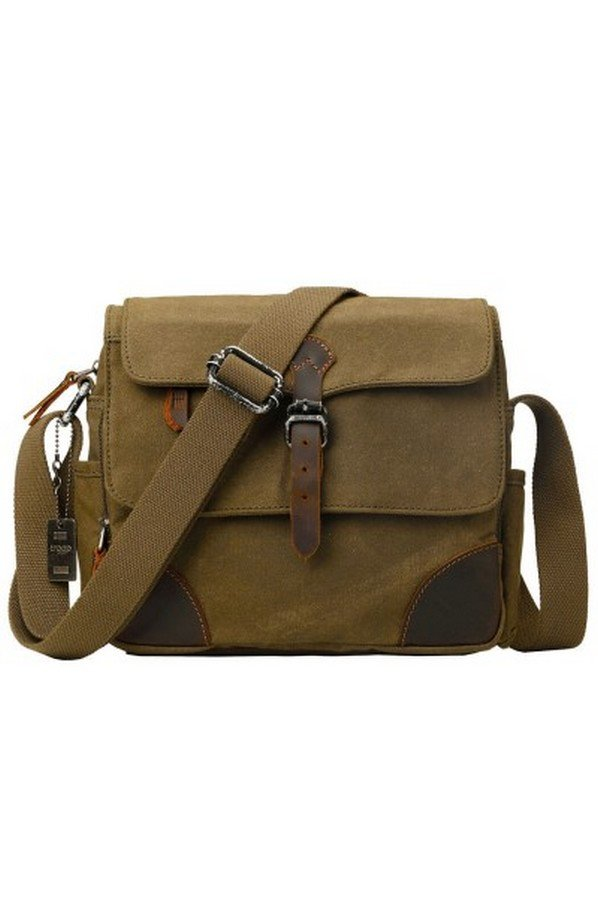 Troop London Heritage Small Messenger/Travel Bag TRP0436