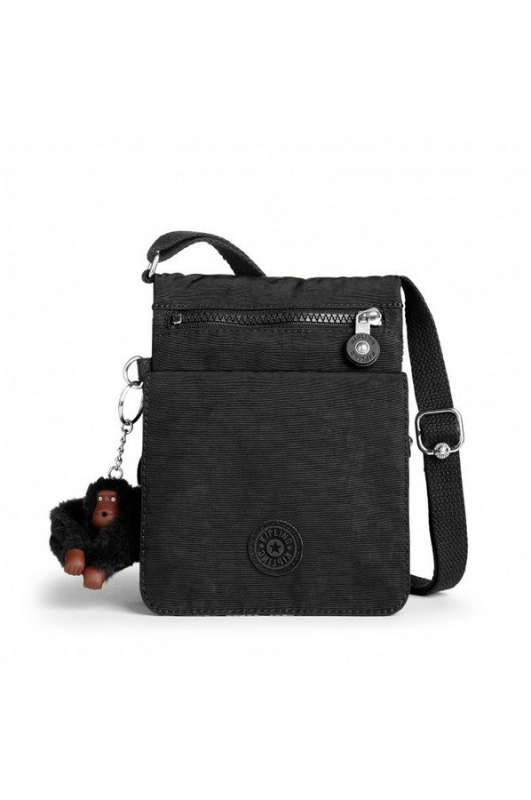 Kipling Eldorado Small shoulder bag | True Black