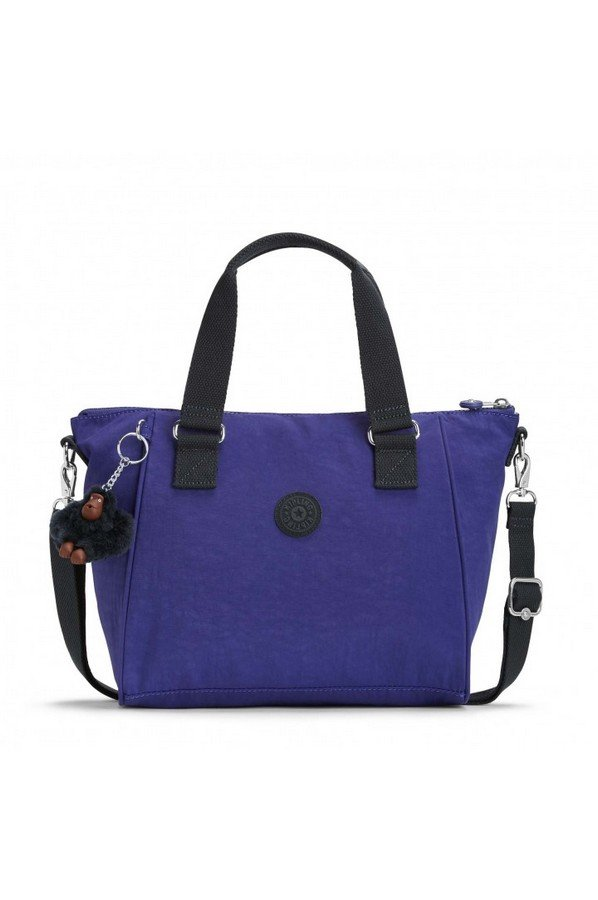Kipling Amiel Medium Handbag | Summer Purple