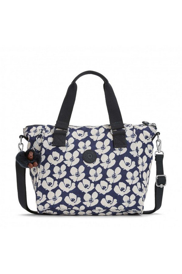 Kipling Amiel Medium Handbag | Bold Flower