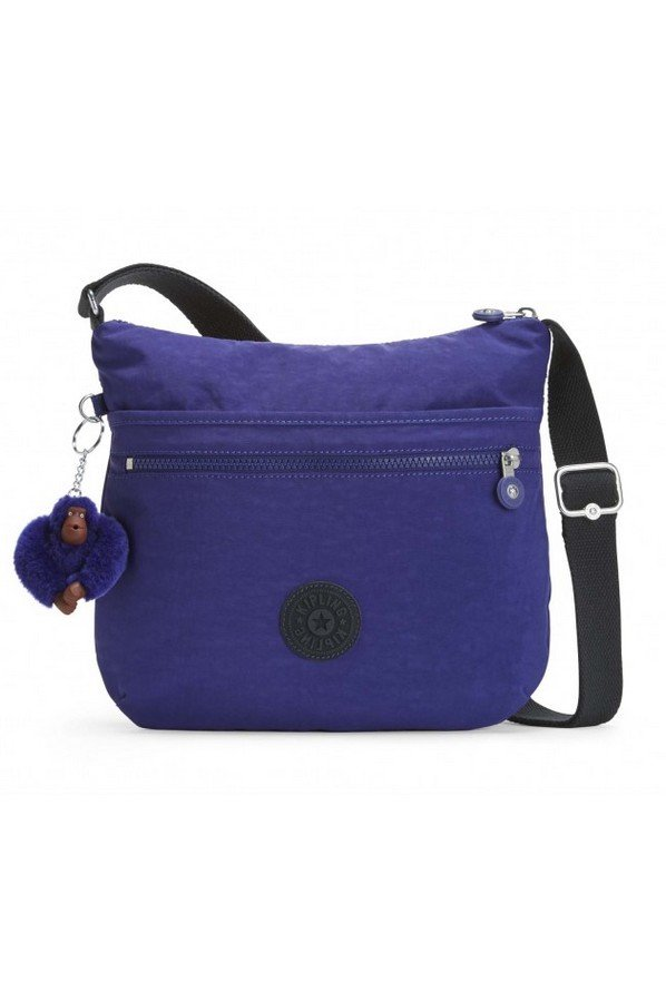 Kipling Arto Shoulder Bag Across Body | Summer Purple