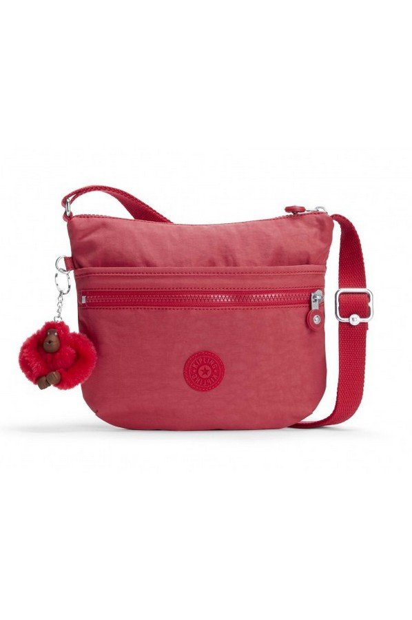 Kipling Arto S Small Cross-Body Bag | Spicy Red