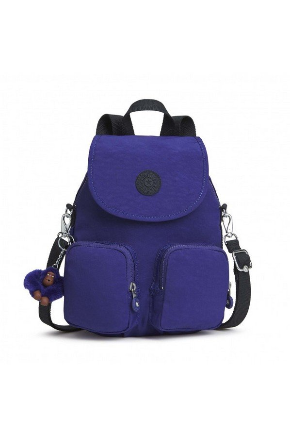 Kipling Firefly Up Medium Backpack Convertible To Shoulder Bag