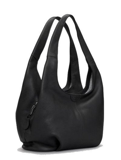 Yoshi Meehan Leather Slouch Shoulder Bag • Bagcraft UK 1d0196df8f