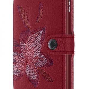b080f97cac6 Secrid MiniWallet Stitch Magnolia Rosso • Bagcraft UK | RFID Protected